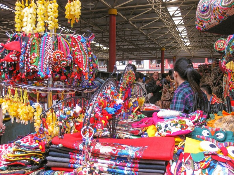 Украшения, рынок Паньцзяюань, Пекин