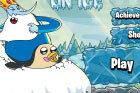 Время Приключений Романтика на Льду (Adventure time Romance)
