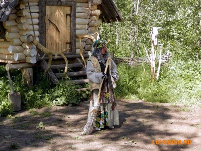 Аномальные зоны и загадочные места Удмуртии