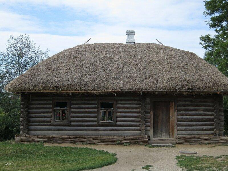 Дом в котором жил кучер Льва Николаевича Толстого - Елисеев Адриан Павлович