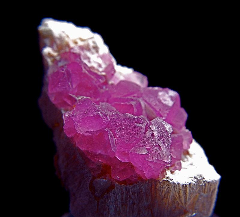 Красивые природные минералы мира