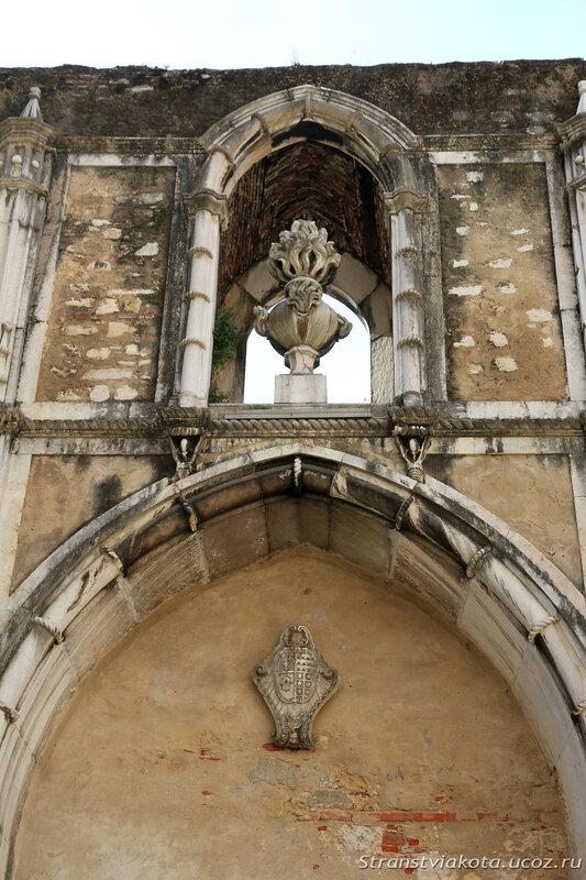 Португалия, Convento do Carmo
