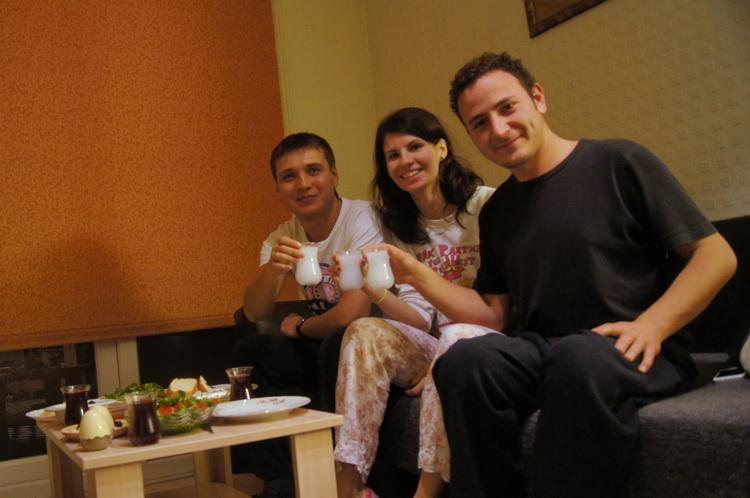 couchsurfing наш отзыв