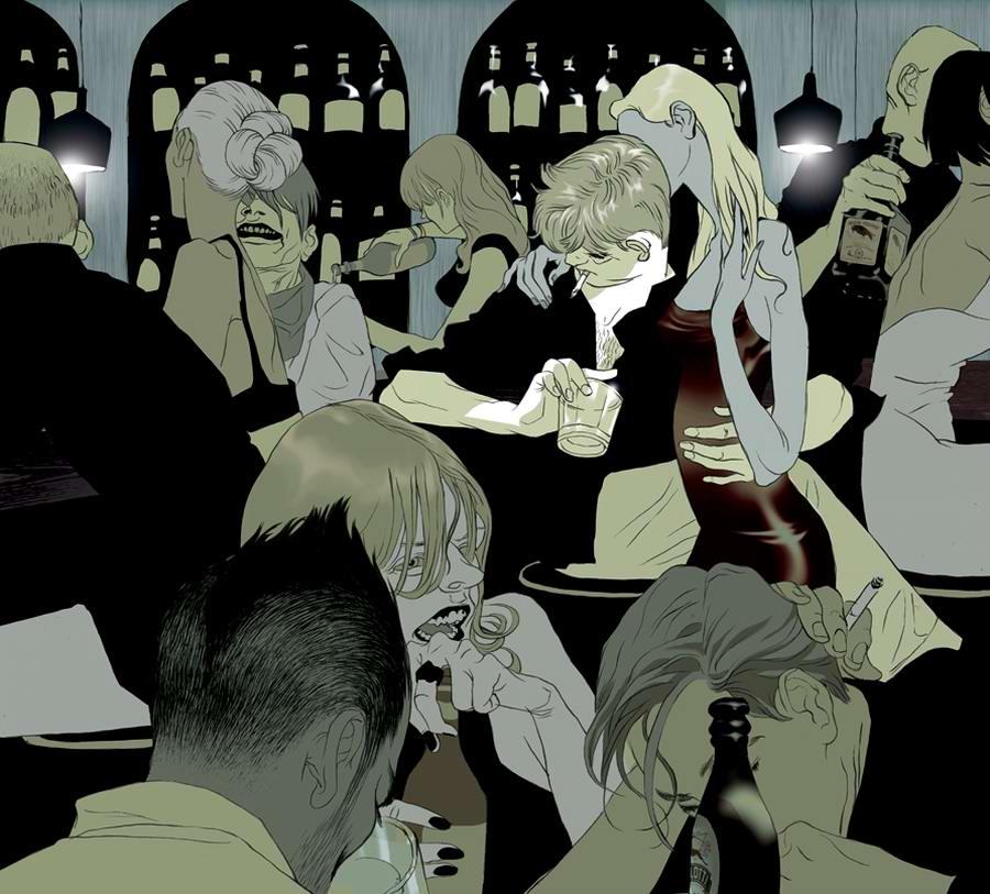 Социальный арт от иллюстраторов Asaf и Tomer Hanuka (Израиль) (9)