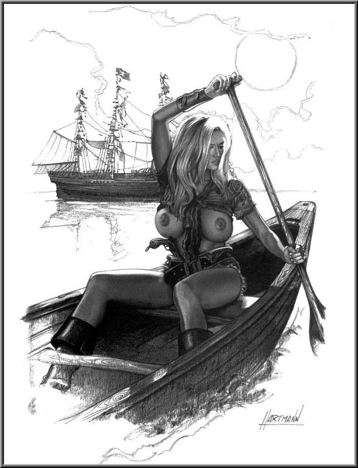Графика: истории из жизни девушек - пираток (65)