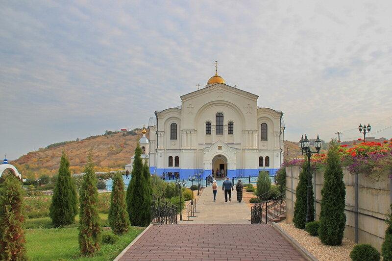 Спасо-Преображенский Усть-Медведицкий женский монастырь.