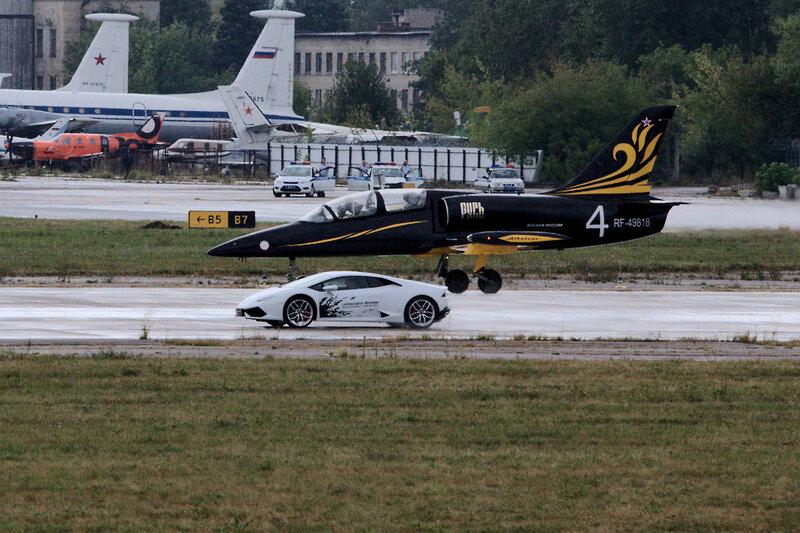 L39 и Lamborghini