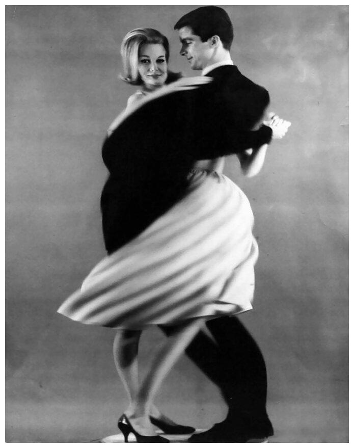 1965. Танцующая пара