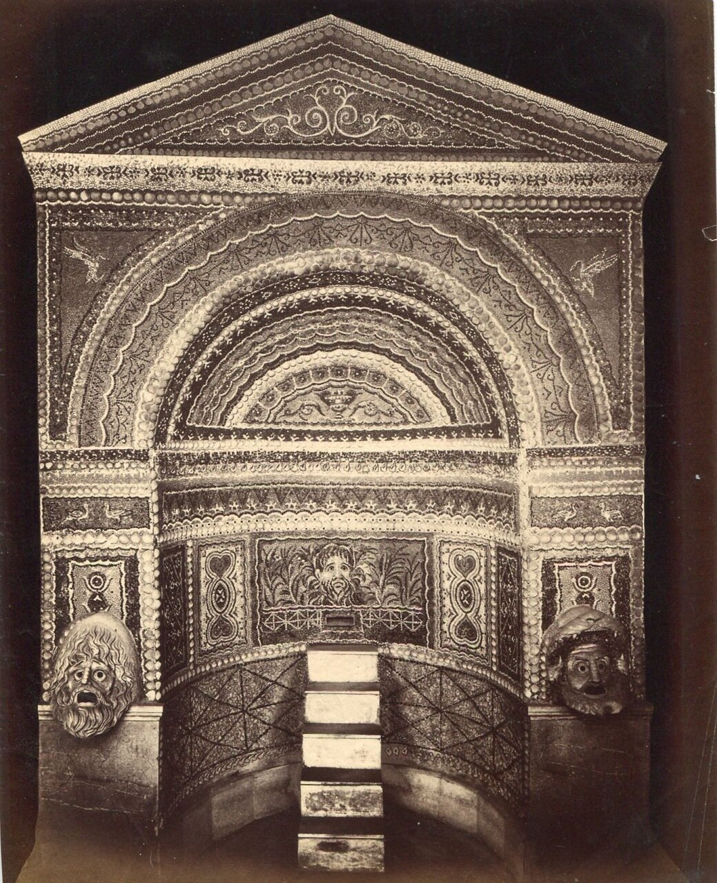 1875. Большой фонтан