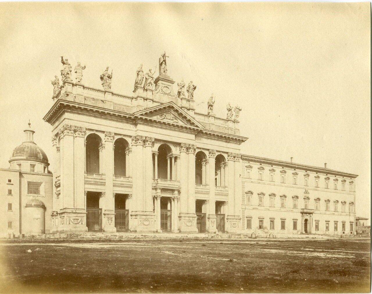 Латеранская базилика. 1870.