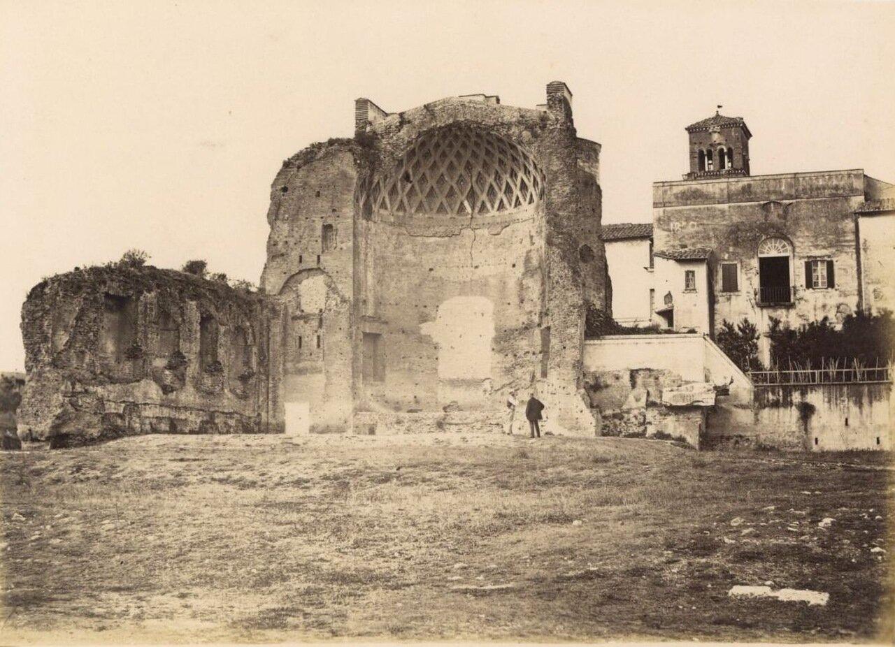 Храм Венеры. 1870.
