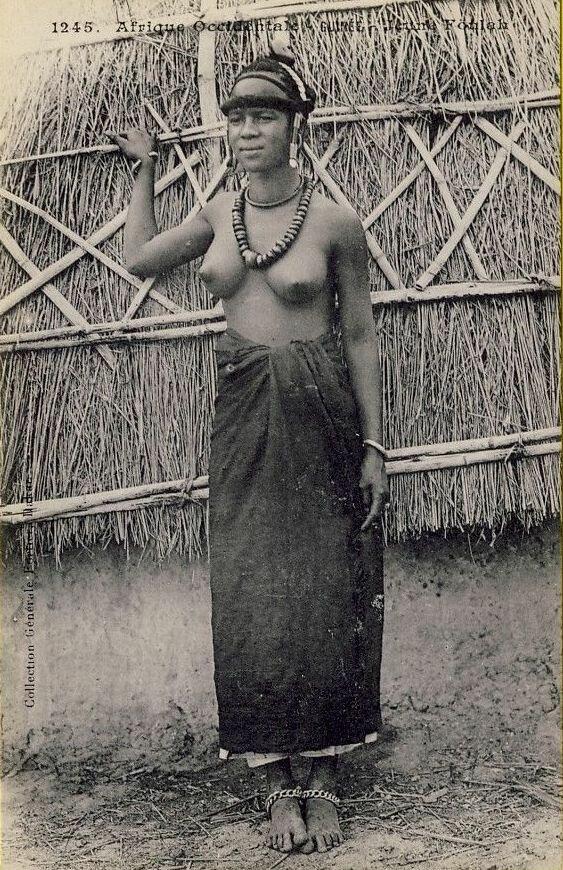 1245. Женщина народа фула