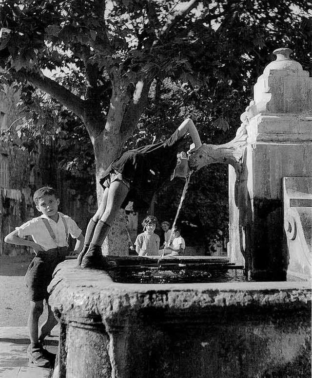 1938. Фонтан