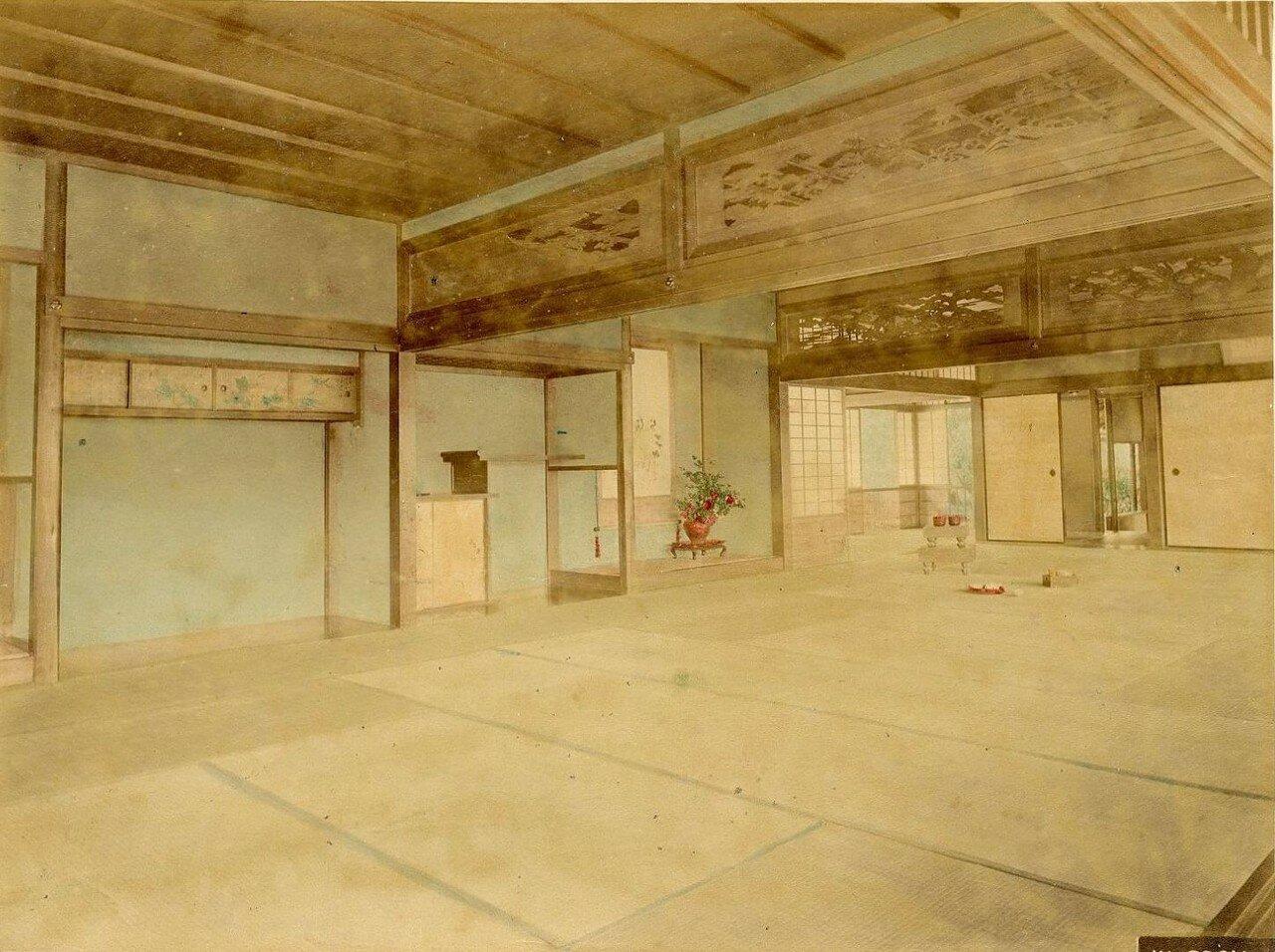 Комната японского дома