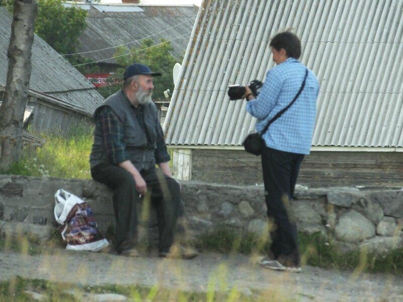 Соловки - интервью для фильма