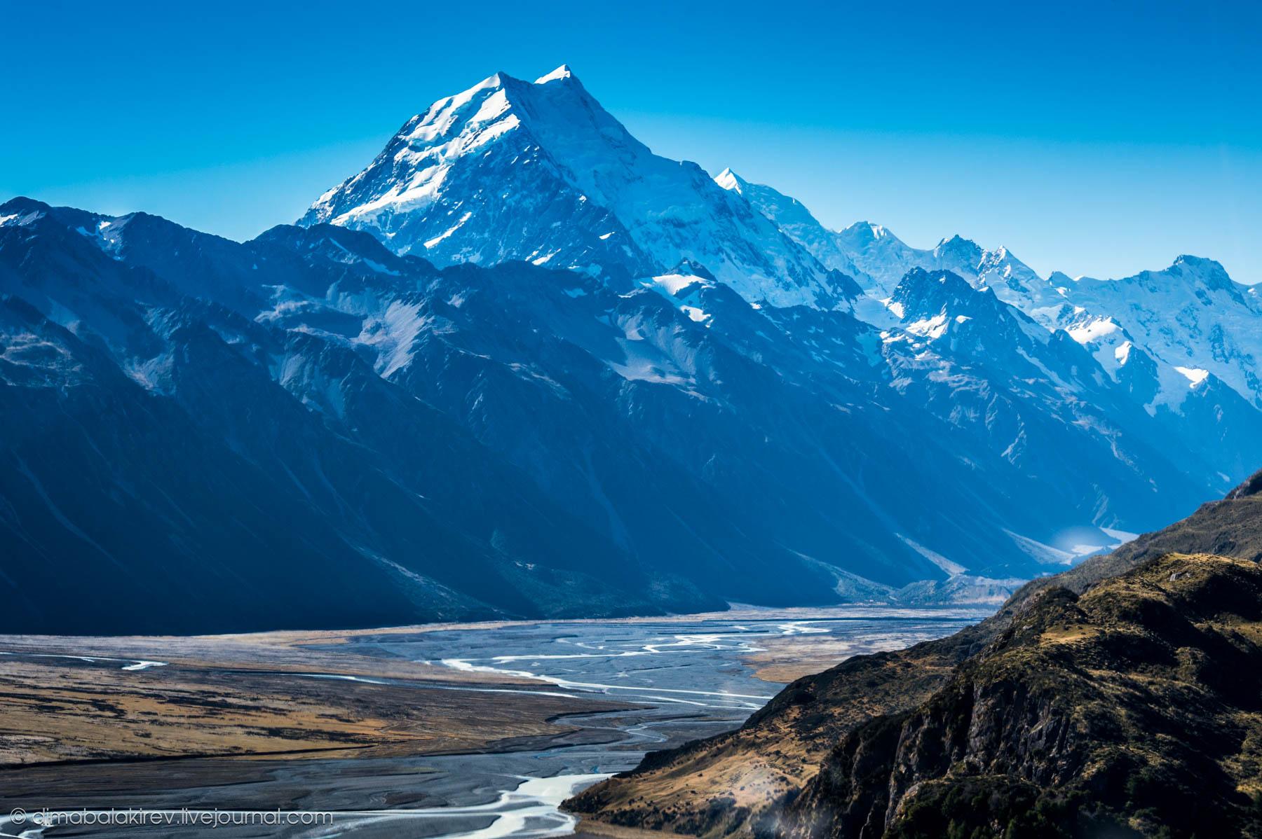 Новая Зеландия – обои на рабочий стол