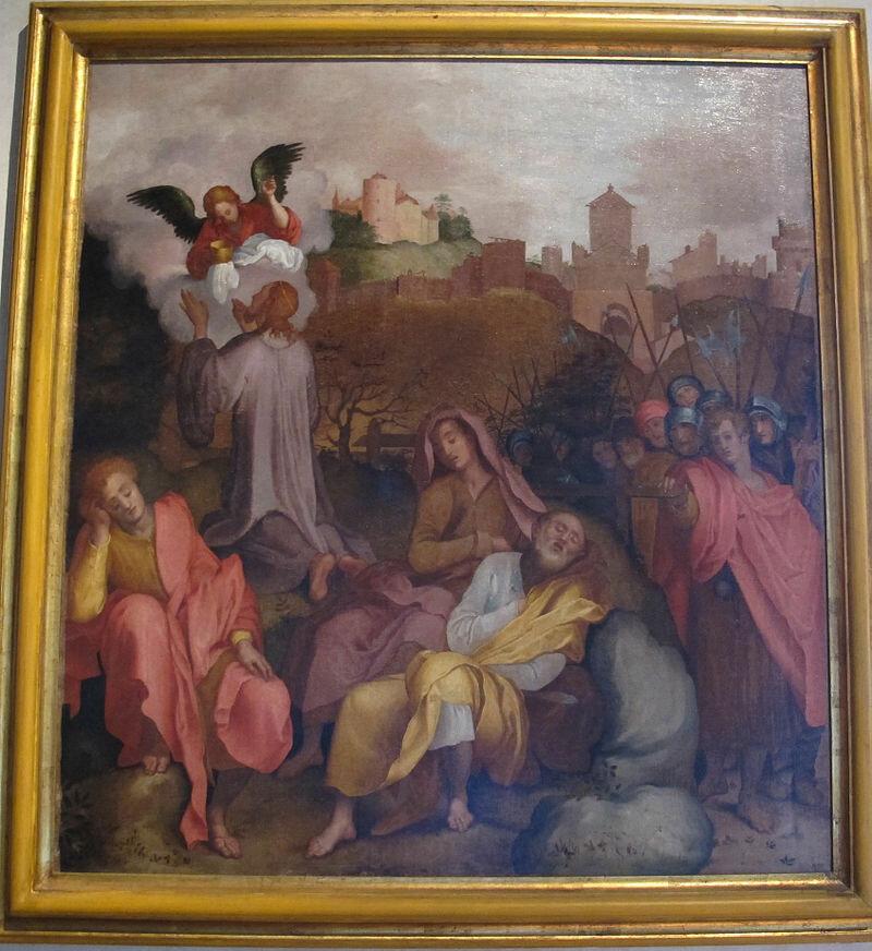Certosa_di_fi,_palazzo_acciaiuoli,_pinacoteca,_l'empoli,_orazione_nell'orto,_da_pontormo.JPG