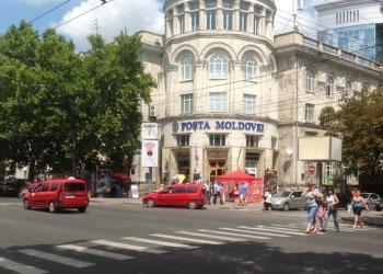 Скоро можно будет осуществлять денежные переводы через «Почту Молдовы»