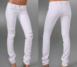 Создаем новый образ на основе джинсов скинни