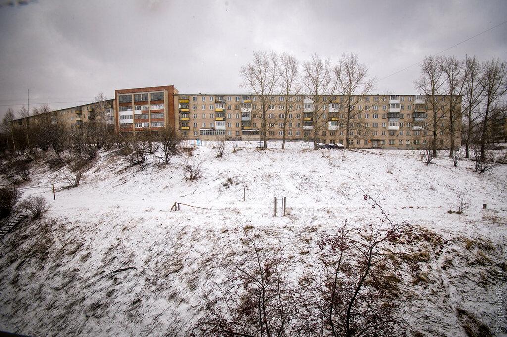 Златоуст. 12 апреля 2015-го года. Снежок.