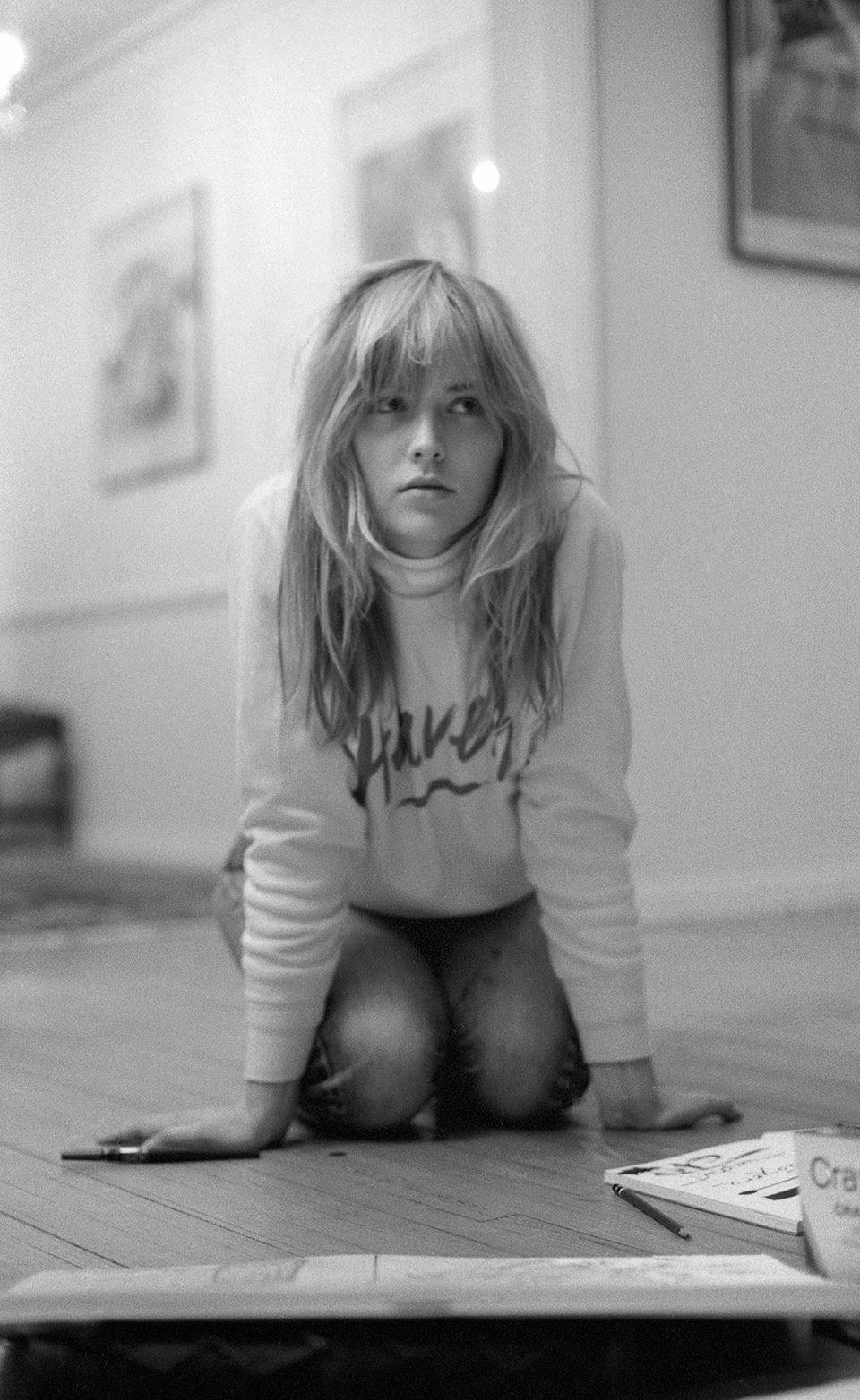 Шарон Стоун в 1983 году