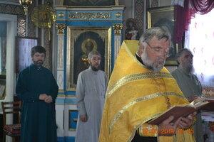 Mărturisirea preoților din raionul Fălești în satul Glinjeni