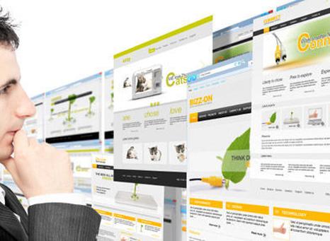 Создание сайта: шаблон или индивидуальный дизайн?