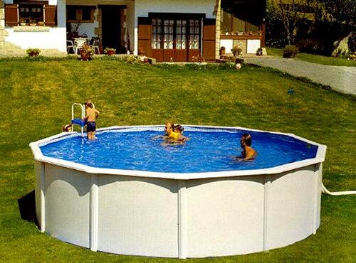 Что такое сборный бассейн