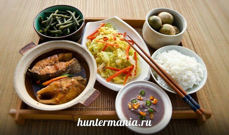 Китайская кухня от экзотики до классики