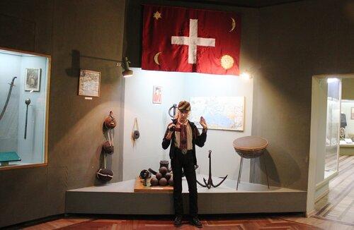 АРИЙ РАдаСлав в Запорожском Краеведческом музее 7
