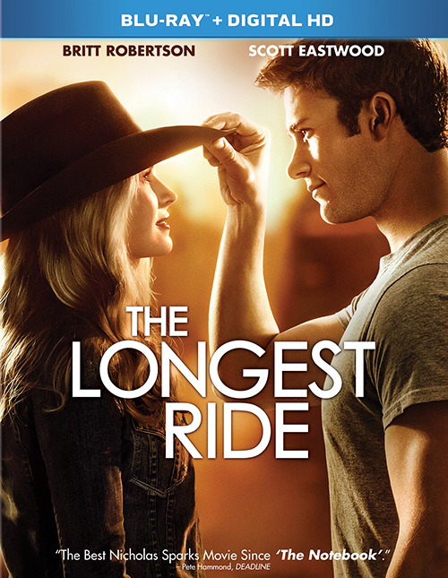 Дальняя дорога / The Longest Ride (2015/BD-Remux/BDRip/HDRip)