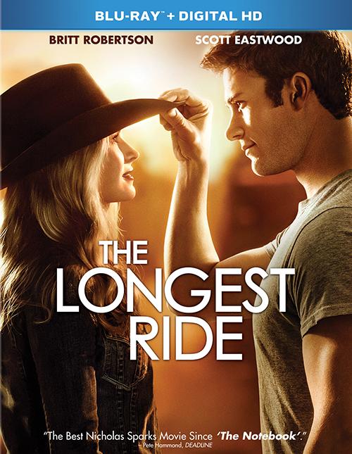 Дальняя дорога / The Longest Ride (2015/BD-Remux/BDRip/HDRip)