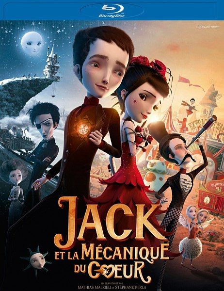 Механика сердца / Jack et la mécanique du coeur (2013) BDRip 1080p/720p + HDRip