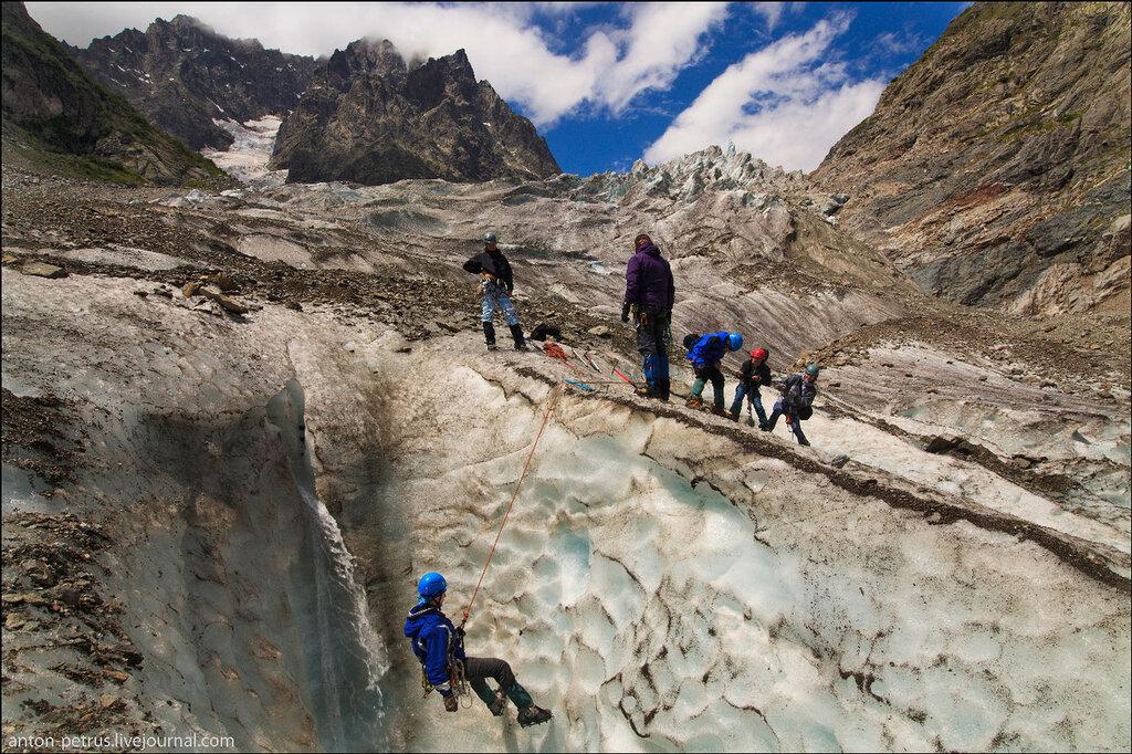 Чалатский ледник