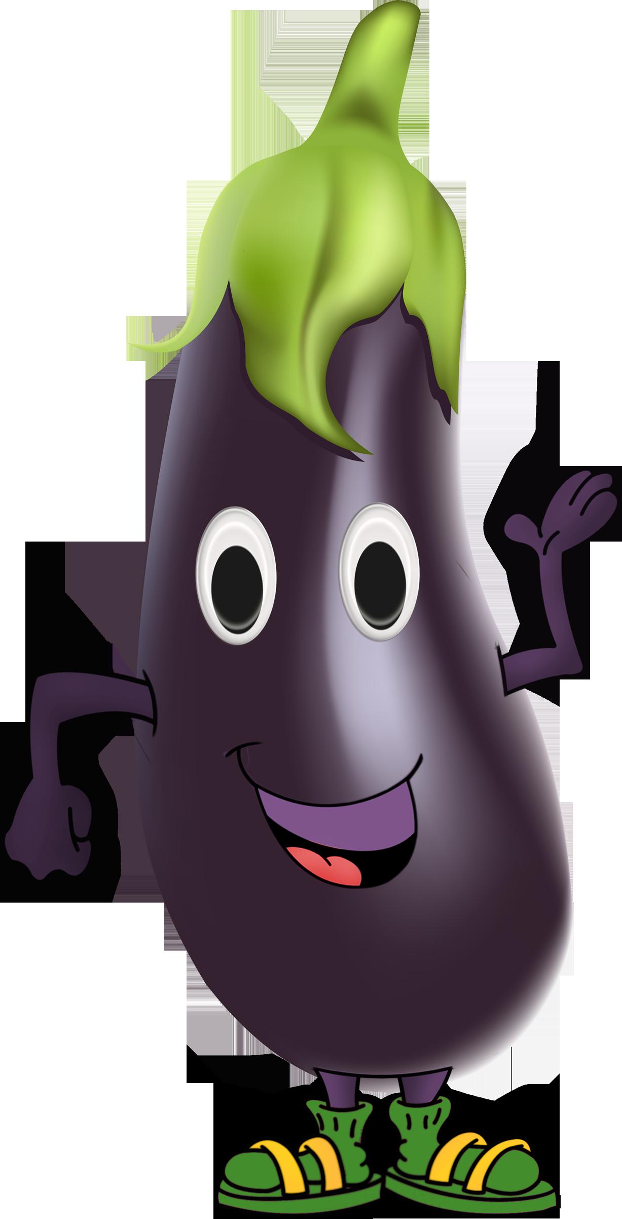 Рисунок веселые овощи и фрукты, новым
