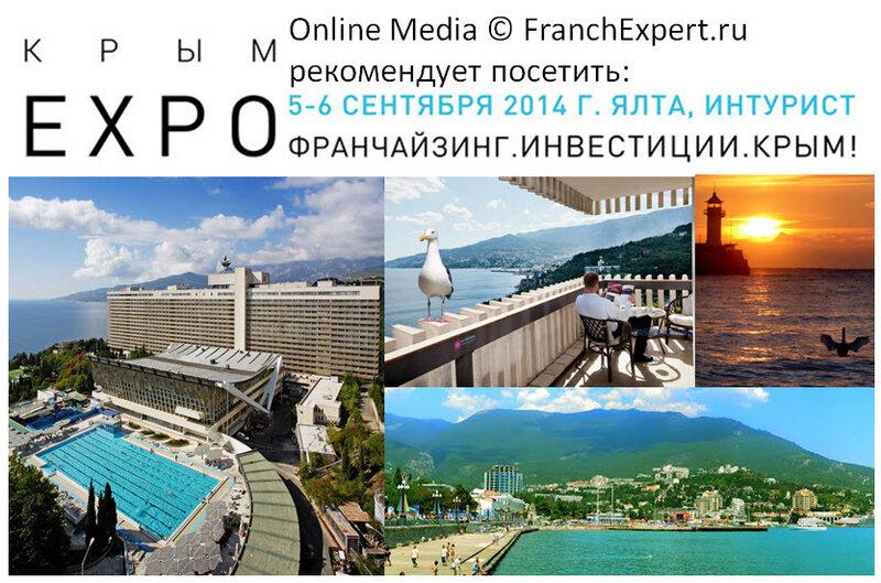 Франчайзинг Крым