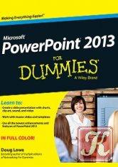 Книга Книга PowerPoint 2013 For Dummies