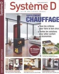 Журнал Systeme D №789 Supplement Chauffage - Octobre 2011