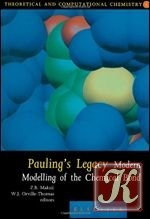 Книга Pauling's Legacy: Modern Modelling of the Chemical Bond
