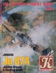 Книга The Luftwaffe Profile Series №5: Junkers Ju 87A