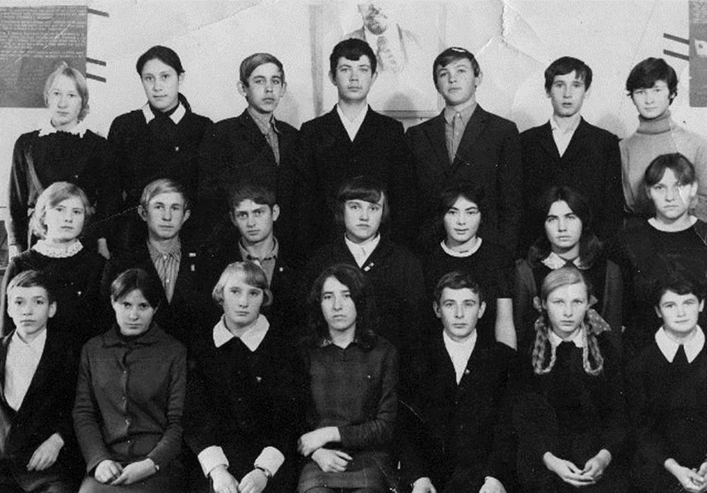 Выпуск 1974г.