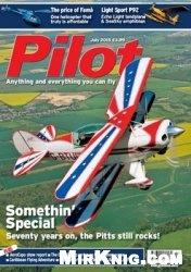 Журнал Pilot - July 2015
