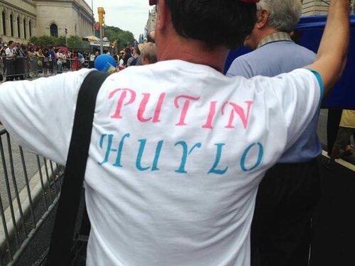 международный марш против терроризма нью-йорк