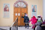 12.28 экскурсия школьников в храм свт Алексия Московского