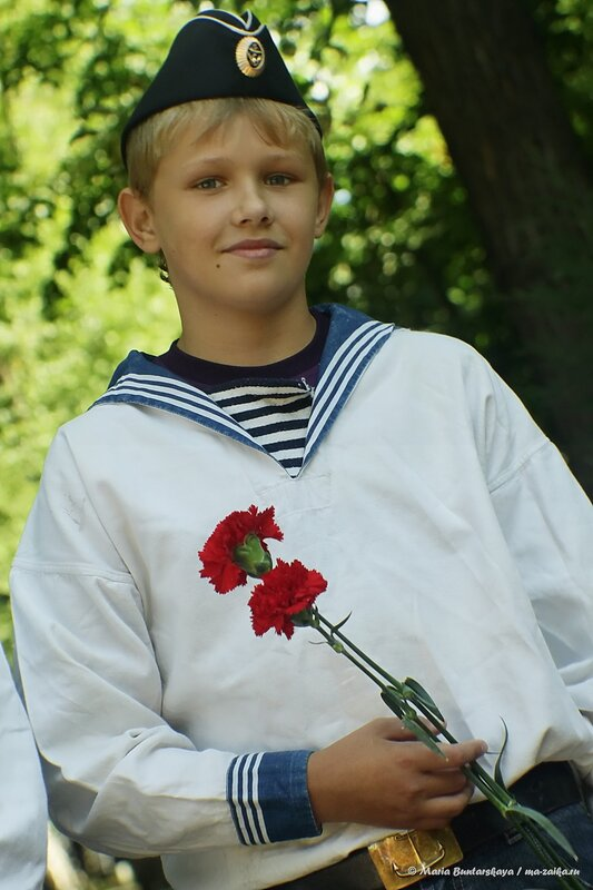 День ВМФ, Саратов, 27 июля 2014 года