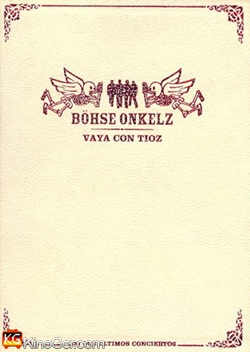 Böhse Onkelz Vaya Con Tioz Erster Tag (2007)
