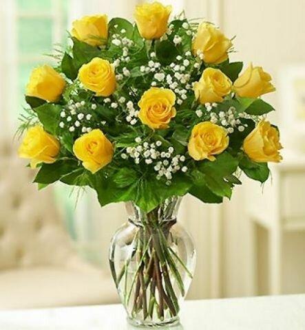 Что означают желтые цветы в подарок 78