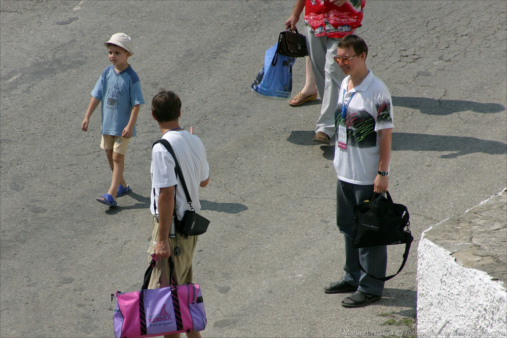 Гидроавиасалон в Геленджике 2004