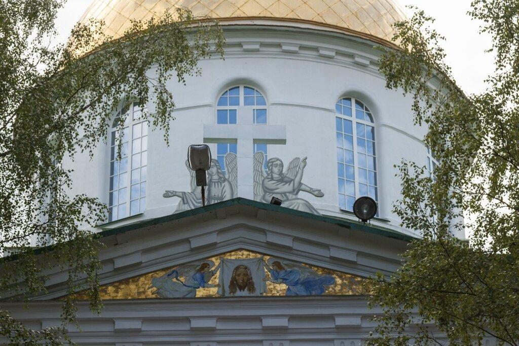 Михайло-Архангельский собор, Псково-Печерский монастырь