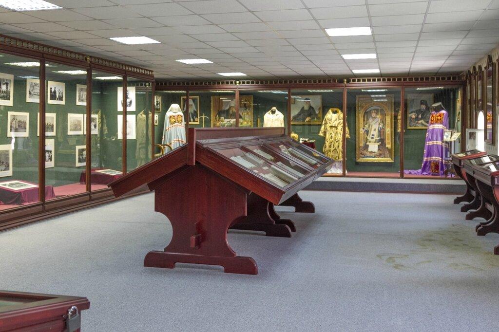 Церковно-археологический музей Нижегородской епархии, Нижний Новгород